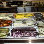 Výdejní kuchyňský pult